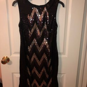 Dresses & Skirts - Stunning Bling Tight Fitted Dress